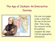 Andrew Jackson Interactive Notes