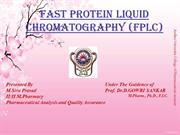 fast prorein liquid chromatography