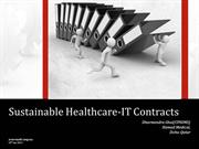Sustainable Healthcare-IT Contracts.pptx
