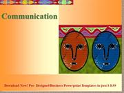 business communication network PPT
