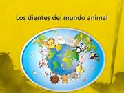 powerpoint los animales