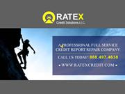 RATEX Credit Soultions - Credit Report Repair