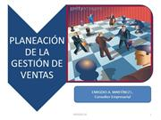 2011 CARTILLA PLANEACION DE LA GESTIN DE VENTAS