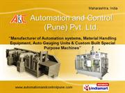 Automation and Control  Pvt. Ltd Maharashtra india