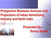 prospective business avenues  of Indian Ad Industry
