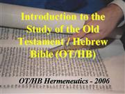 01.1.Intro2OTBHStudies
