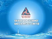 Gujarat Ion Exchange And Chemicals Limited  :: mineral water plants