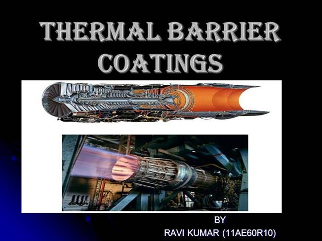 Thermal_Barrier_Coatings  authorSTREAM