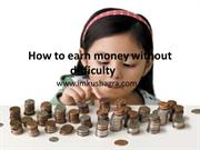 How to earn money power point