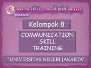 Communication Skill Training