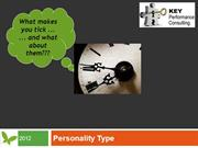 KPC - Personality Type Template