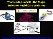 Yourneeds.asia SEO for HealthCare Websites