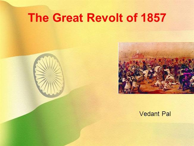 1857 uprising india essay In the 150 years since it occurred, little about the events that shook northern india in the waning days of the east-india company's rule has been fixed the skeletal facts are seldom contested, but their meanings so disputed that what is known appears to recede take, for instance, the.