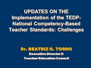 PAFTE Updates