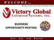 Victory Global Marketing Plan