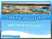 Plastic Pollution Presentation