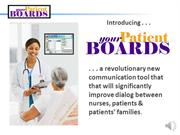 Your Patient Boards for You Tube 2012-02-06