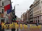 London Piccadilly & St James