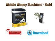 Mobile Money Machines - Gold
