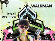 The Walkman: it's all over now