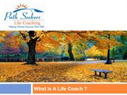What is a life coach 3trs