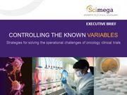 Solving the operational challenges of oncology clinical trials