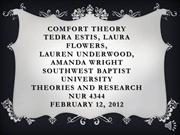 Powerpoint for Theories