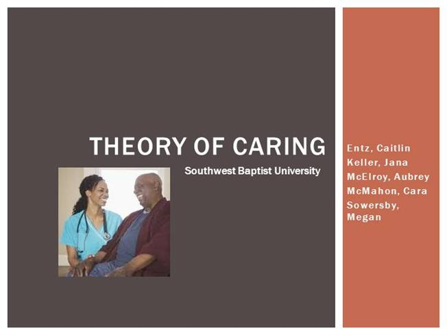 Theory of Caring Ppt-Final |authorSTREAM