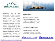 Myanmar tours, myanmar travel - myanmartraveltours.com