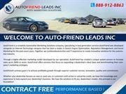 Auto Friend Leads - Auto Marketing Solutions