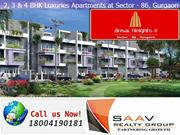 Ansal Heights best affordable flats in Sector 86 Gurgaon