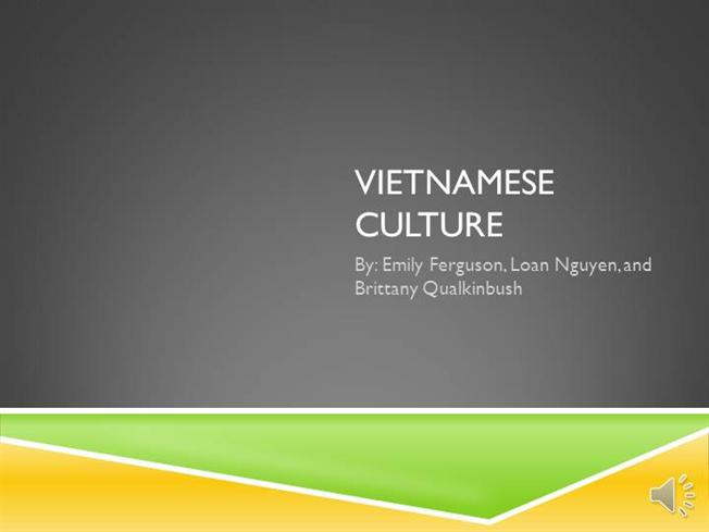 Vietnamese culture power point authorstream toneelgroepblik Images