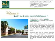 Tallahassee Florida Hotels near FSU