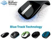 blue track technology