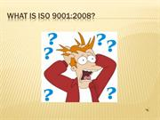 Basics of ISO 9001 fianl2