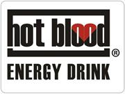 Hot Blood energy drink Presentation