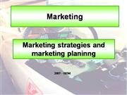 3 Basic M BEM - strategies and M plan HA...
