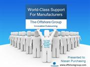 The Offshore Group Value Proposition