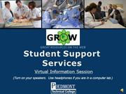 Student_Support_Services_Information_Session 3.23.11