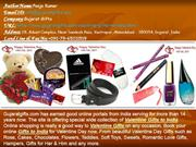 Send Valentine Gifts to India, Online Valentine Day Gifts India