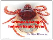Cremian Congo Hemorrhagic Fever