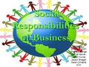 The Social Responsibility