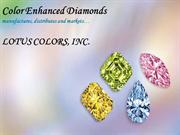 Buying Colored Diamond - Pink, Yellow, Green, Purple Diamonds