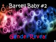 Bartell Baby #2 Gender Reveal