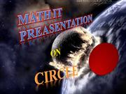 MATH IT ON CIRCLE