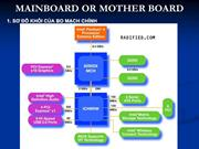 mainboard or motherboard