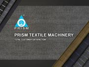 Prism Textile Machinery Pvt. Ltd.:Textile Machine