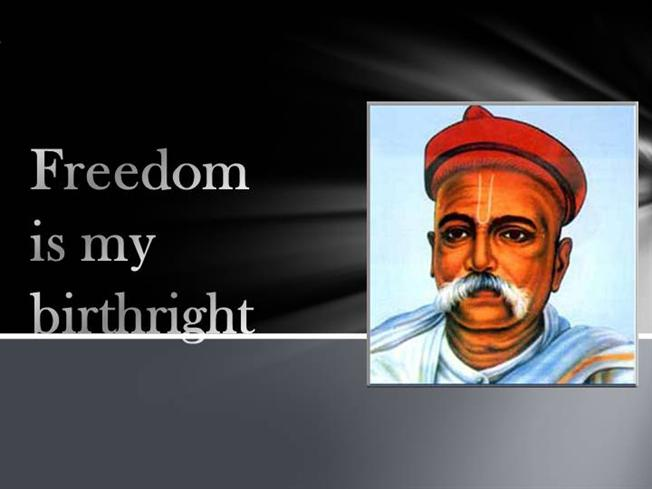 freedom my birthright 500 words