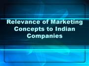 15233755-Relevance-of-Marketing-Concepts-to-Indian-Companies