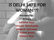 delhi...safe for women